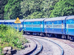 Northern India Trip By Rail In Five Days