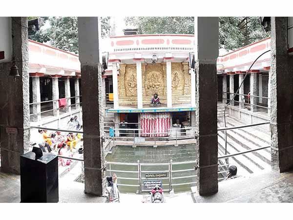 Nandi Teertha Temple
