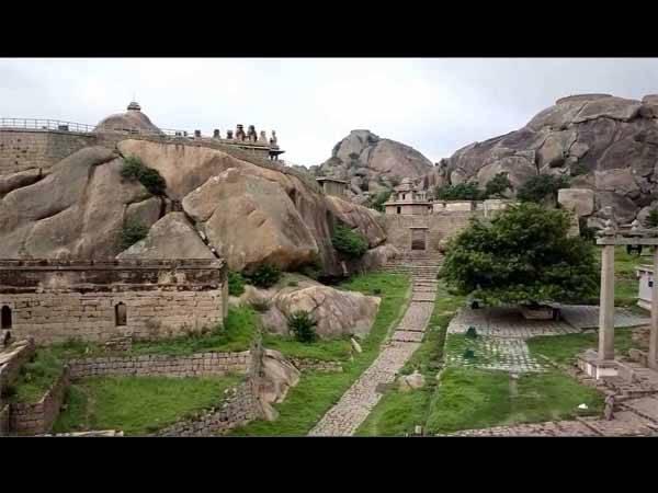 Places Visit Chitradurga
