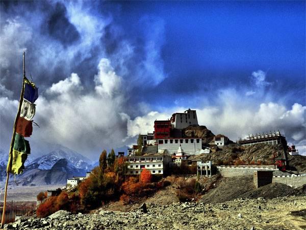 Famous Buddhist Monasteries India