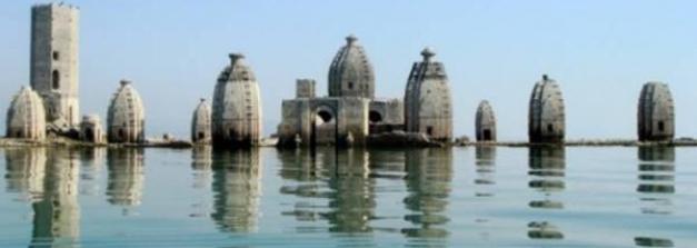 4 ತಿಂಗಳ ಕಾಲ ಮಾತ್ರ ಭೂಮಿಯ ಮೇಲಿರುವ ವಿಚಿತ್ರವಾದ ದೇವಾಲಯ