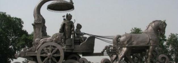 ಇಲ್ಲಿ ಕೃಷ್ಣ ಅರ್ಜುನಿಗೆ ಉಪದೇಶ ಮಾಡಿದ್ರೆ, ದುರ್ಯೋಧನ ಸಾವಿಗೆ ಹೆದರಿ ಅಡಗಿ ಕೂತಿದ್ದನಂತೆ ಅಲ್ಲಿ