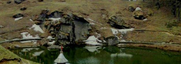ಸರೋಲ್ಸರ್ ಸರೋವರದಲ್ಲಿ ಮುದಿ ನಾಗಿಣಿಯ ದೇವಾಲಯವಿದೆಯಂತೆ