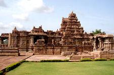ಪಟ್ಟದಕಲ್ಲು, ಬಾಗಲಕೋಟೆಯ ವಾಸ್ತುಶೈಲಿಯ ದೇವಾಲಯಗಳು